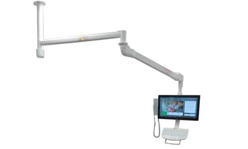 FX500 Hospital Bedside Arms